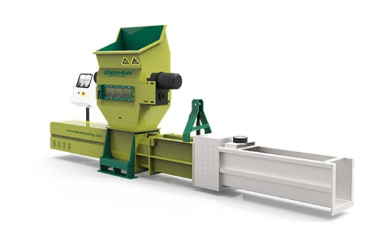 Buy GREENMAX ZEUS C200 EPS and EPE foam compactor