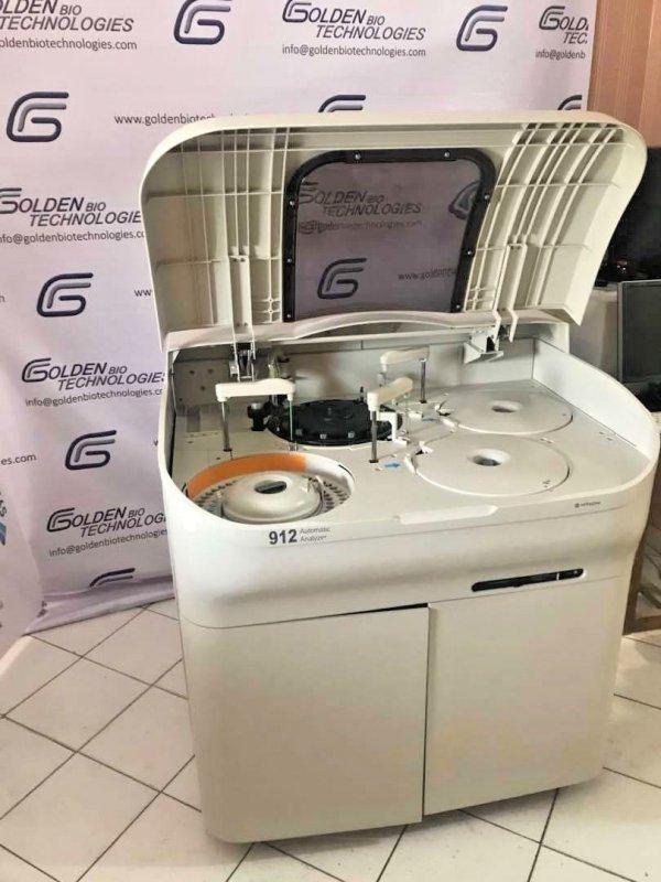 Buy Hitachi 912 Chemistry Analyzer - Fully refurbished+6 mo.Parts warranty+Free ship