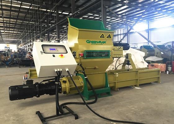 Buy New GREENMAX A-C200 Styrofoam EPS recycling machinery