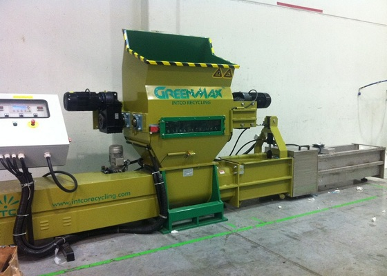 Buy New GREENMAX Z-C200 EPS surface melting compactor