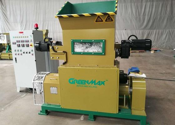 Buy New GREENMAX M-C100 EPS recycling densifier