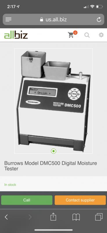 Buy Digital Moisture tester