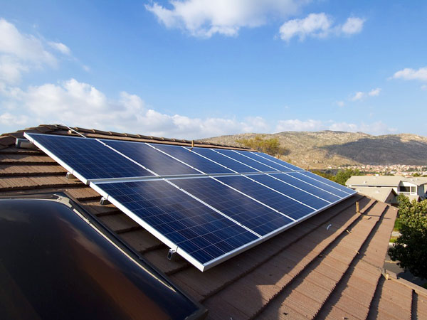 Buy Solar energy installation