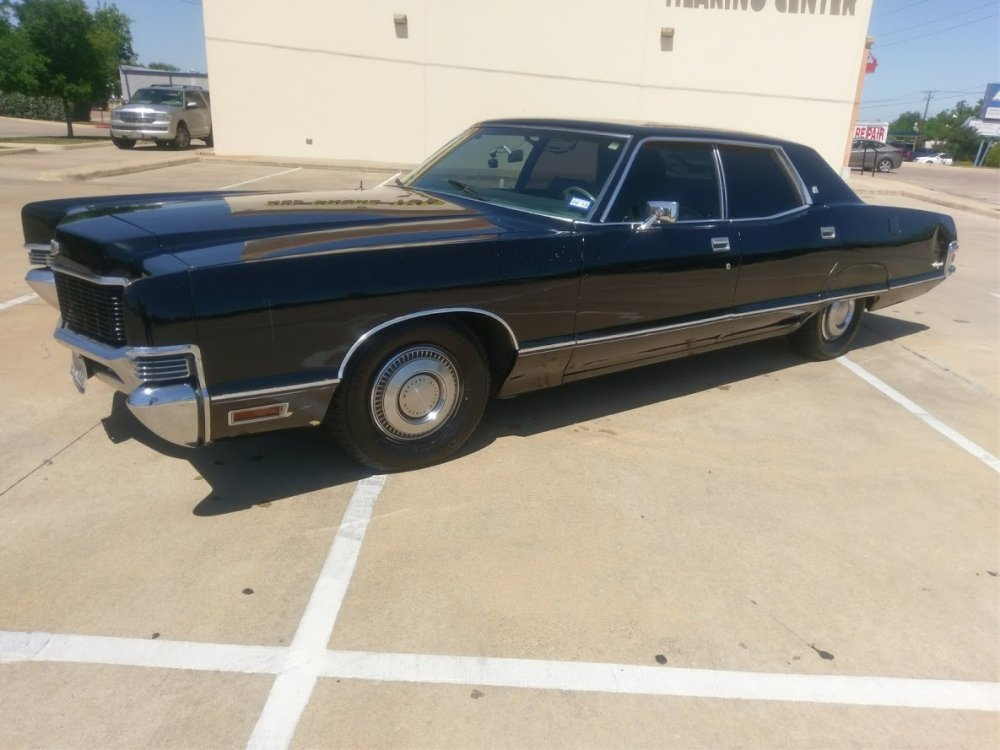Buy Classic 1971 Mercury Marquis