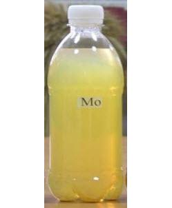 Comprar Uso de la suspensión coloidal de nanopartículas de molibdeno en la tecnología de garbanzos crecientes PP025