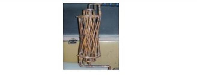 Regenerative grain drier PP037