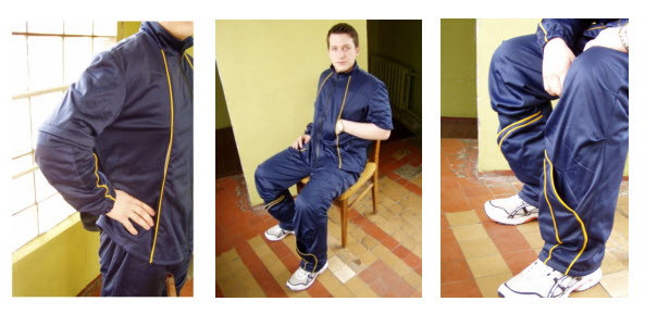 Suit for people with spinal cord injuries PP251
