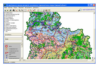 The creation of a decision support system solutions for water resources management river basin or region PP254