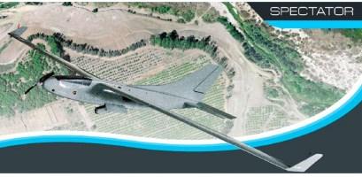 Unmanned aeronautical complex Spectator class Mini PP065
