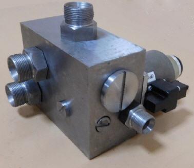 Loading valve PP179