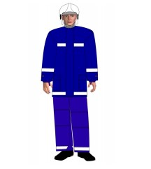 Firefighters` protective clothing  PP086