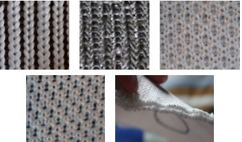 Knitted fabrics for producing of personal protective equipment PP088