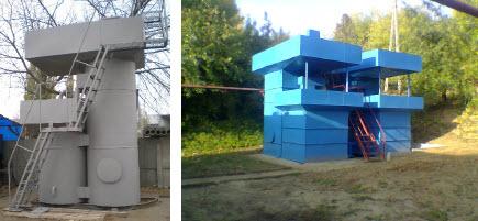 Buy Biosorption-filtration technology of sewage purification PP258