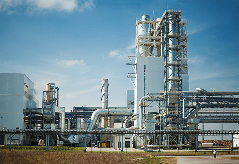 Gas-generating power plants for generating electricity with waste sorting and processing equipment. PP Sater