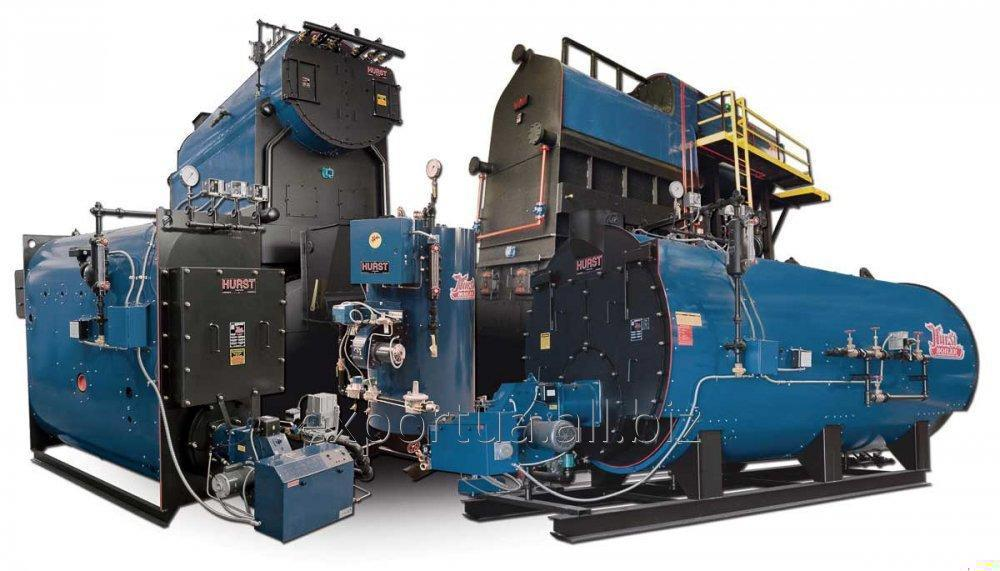 Electricity production from 6 MW per hour by burning solid waste, wood waste, biomass, etc. PP Sater