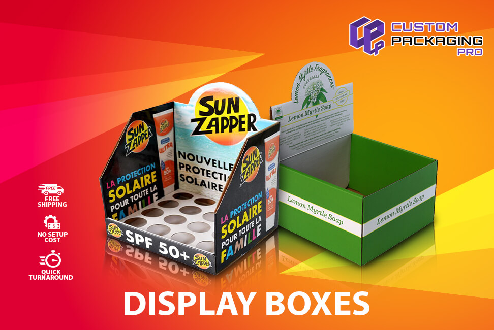 Buy Display Boxes