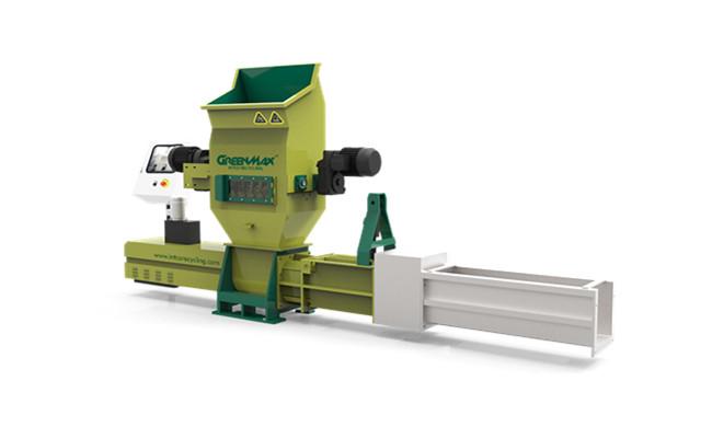 Buy GREENMAX Styrofoam compactor Z-100 For Sale