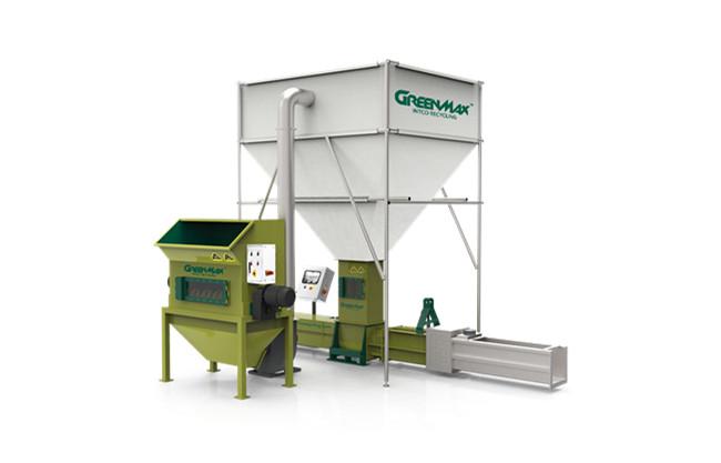 Buy GREENMAX Styrofoam compactor Z-300 For Sale