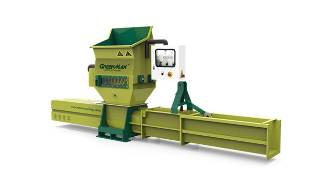 GREENMAX Styrofoam compactor A-200 For Sale