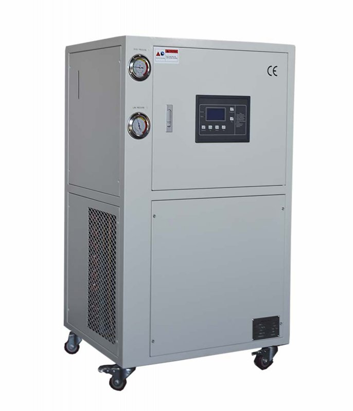 Buy WZHBC-1 1Ton Air Cooled Chiller 220V 1Phase