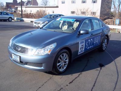 Buy 2007 INFINITI G35X AWD