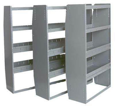 "Buy HD-SWP HEAVY DUTY KD SHELF UNIT 32""W, 56""H, 12""/14""D"