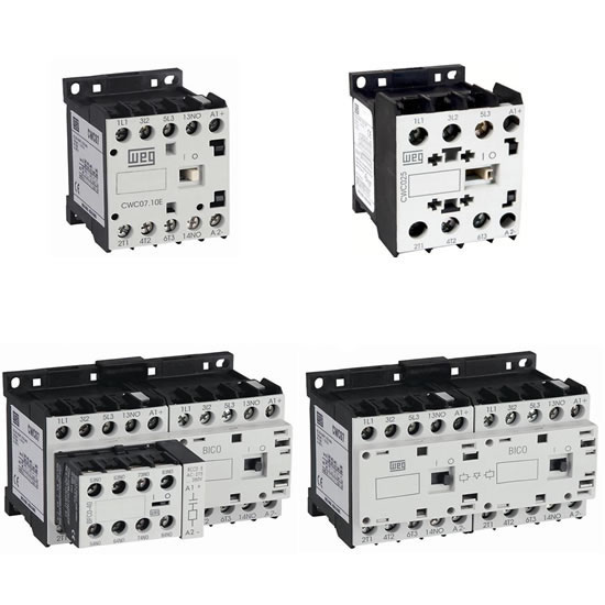 Buy Minicontactors (7 to 22A) and Overload Relays