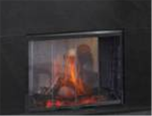Electric Fireplaces Simplifyre See-through — Buy Electric ...