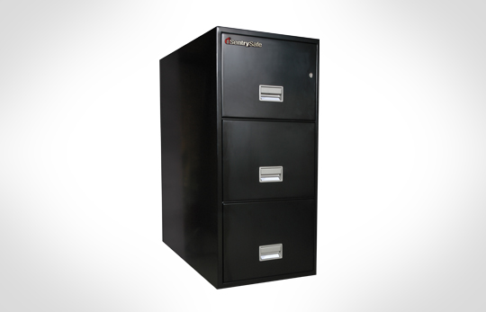 "Buy Letter Vertical 3-Drawer Fire File 31"" Deep-3T3110"