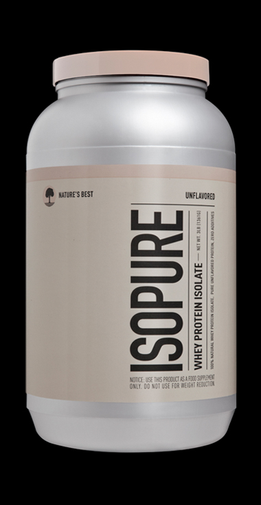 Buy Isopure Unflavored WPI powder