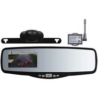 "Buy Peak Wireless 3.5"" Rearview Mirror Back Up Camera"