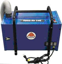 Buy Fume-Air™ 230 Portable HEPA Filtered Welding Fume Extractor