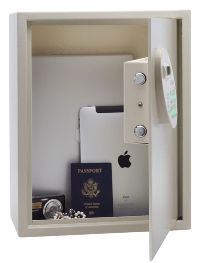smwxl 50 electronic surface mount wall safe - Wall Safes