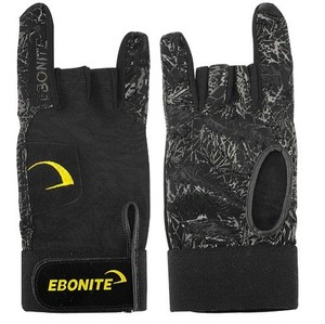 Ebonite React//R Bowling Glove BEST GLOVE IN BOWLING LEFT Hand