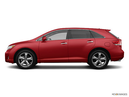 Buy Toyota Venza Limited 4dr Wgn V6 AWD