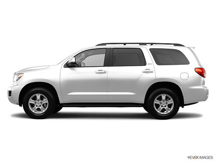Buy Toyota Sequoia Platinum 4WD 5.7L FFV