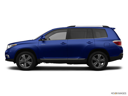 Buy Toyota Highlander Limited