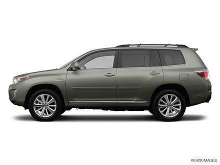 Buy Toyota Highlander Hybrid Limited