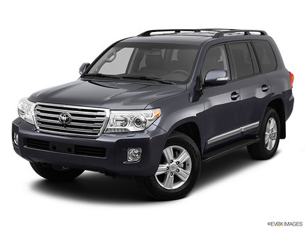 Buy Toyota Land Cruiser 4dr 4WD