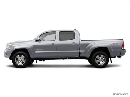 Buy Toyota Tacoma 4WD Double Cab LB V6 AT