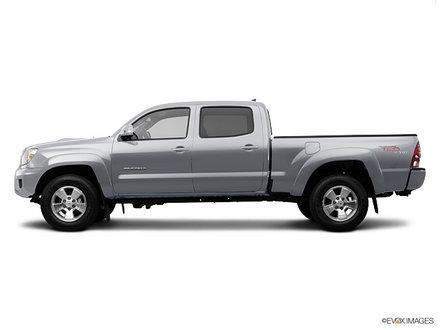 Buy Toyota Tacoma 4WD Double Cab LB V6 AT