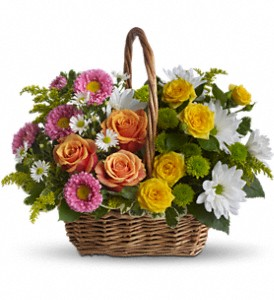 Buy Sweet Tranquility Basket