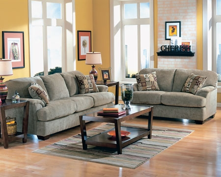 Cityscape Taupe Living Room — Buy Cityscape Taupe Living Room