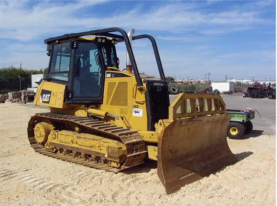 Buy 2008 CAT D6K XL