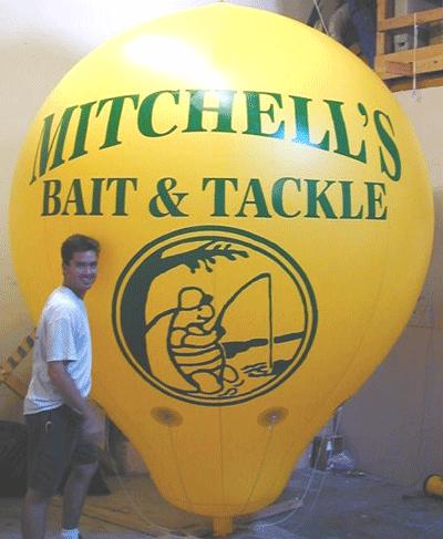 Buy Advertising Balloons