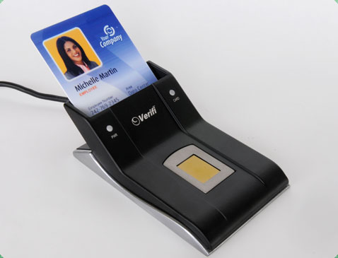 Buy Government Approved High Contrast Large Area Sensor with Contact Smartcard Reader Functionality