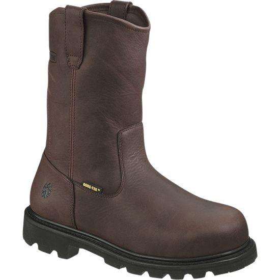 "Buy Wolverine 10"" Steel-Toe Electrical Hazard Wellington Boot"
