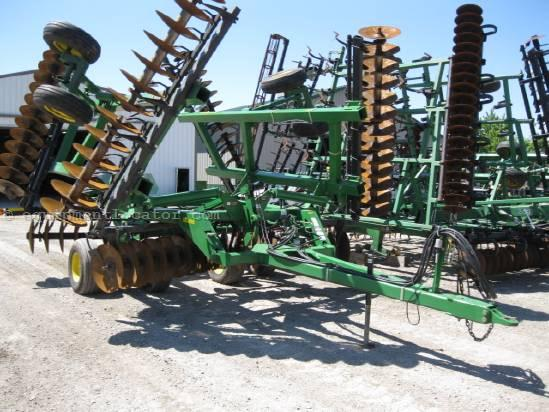 Disk Harrow JOHN DEERE 637