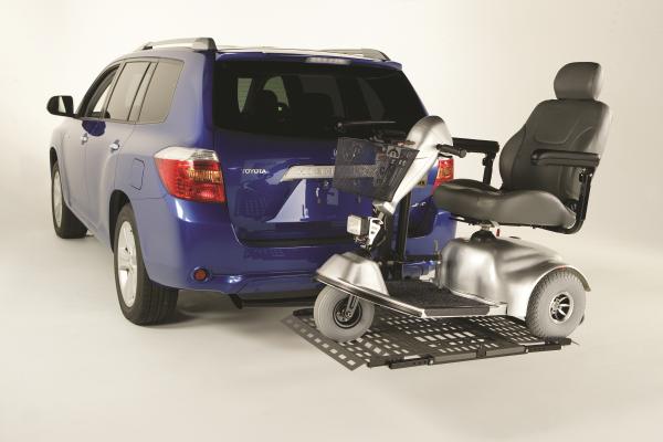 Buy Out-Sider® Meridian Vehicle Lift Model ASL-250
