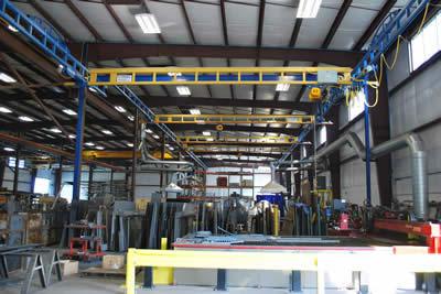 Buy Workstation Bridge Cranes